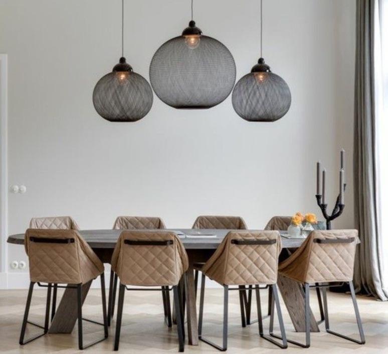pendant light non random m black 71cm h70cm moooi. Black Bedroom Furniture Sets. Home Design Ideas