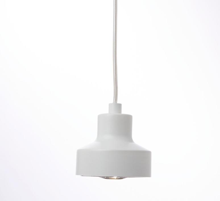 Nox franco zavarise suspension pendant light  zava nox pendantlamp white ral9010  design signed 36509 product