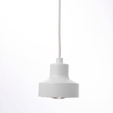 Nox franco zavarise suspension pendant light  zava nox pendantlamp white ral9010  design signed 36509 thumb
