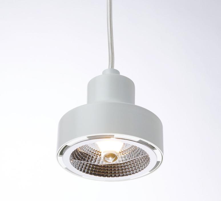 Nox franco zavarise suspension pendant light  zava nox pendantlamp white ral9010  design signed 36510 product