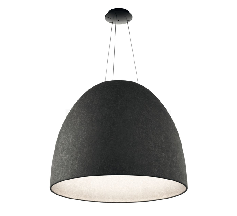 Nur 1618 acoustique ernesto gismondi suspension pendant light  artemide a243700  design signed 61359 product