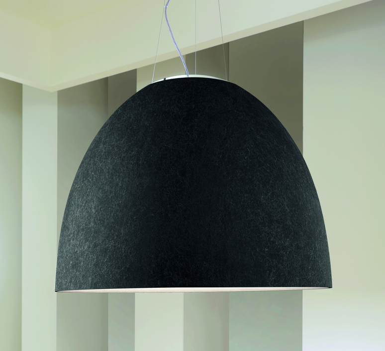 Nur 1618 acoustique ernesto gismondi suspension pendant light  artemide a243700  design signed 61461 product