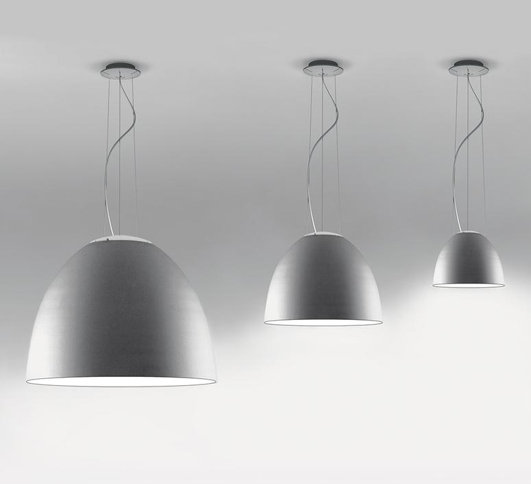 Nur ernesto gismondi suspension pendant light  artemide a240610  design signed 61468 product