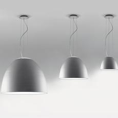 Nur ernesto gismondi suspension pendant light  artemide a240610  design signed 61468 thumb