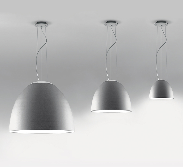 Nur mini ernesto gismondi suspension pendant light  artemide a244010  design signed 61367 product