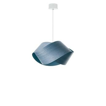Suspension nut bleu l42cm h21cm lzf normal