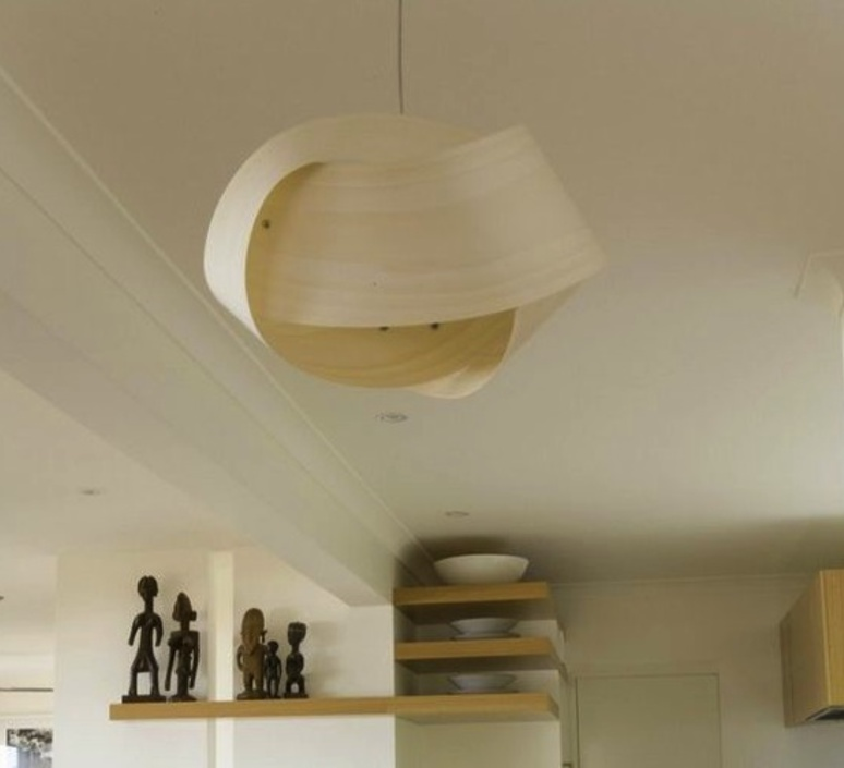 Nut s ray power suspension pendant light  lzf nut s 20 ivory white  design signed 30288 product