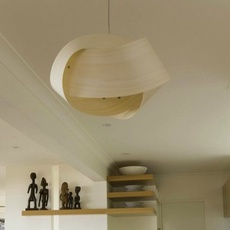 Nut s ray power suspension pendant light  lzf nut s 20 ivory white  design signed 30288 thumb