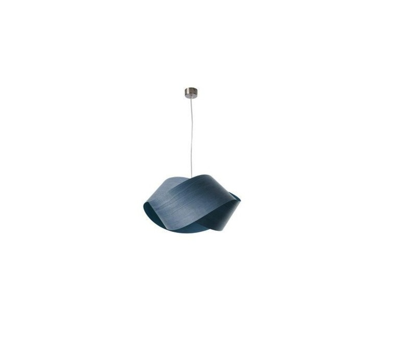 Nut s ray power suspension pendant light  lzf nut s 28 blue  design signed 30319 product