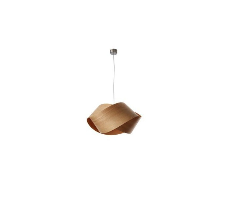 Nut s ray power suspension pendant light  lzf nut s 21 natural cherry  design signed 30297 product