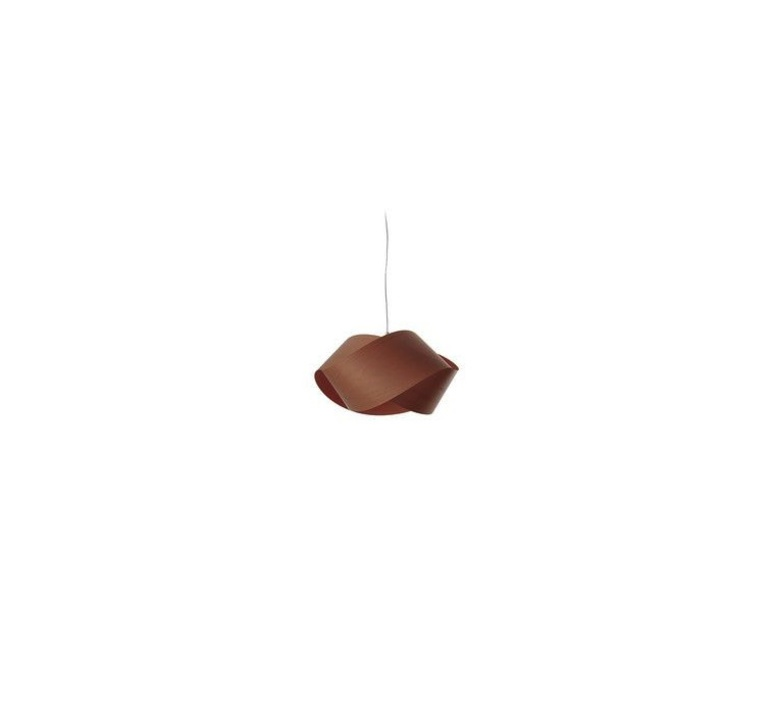 Nut s ray power suspension pendant light  lzf nut s 31 chocolate  design signed 30328 product