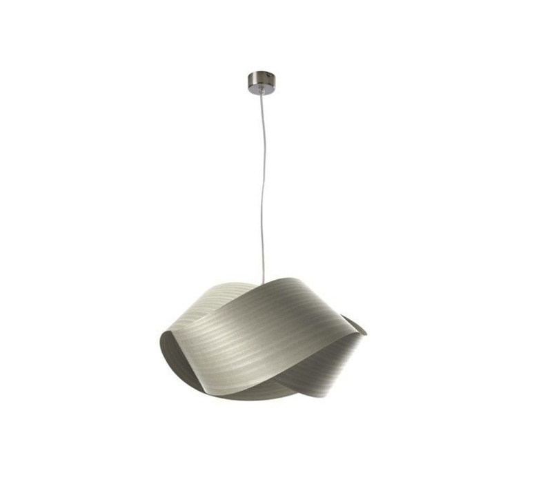 Nut s ray power suspension pendant light  lzf nut s 29 grey  design signed 30322 product