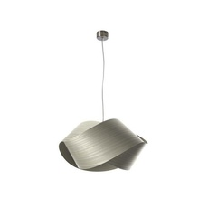 Nut s ray power suspension pendant light  lzf nut s 29 grey  design signed 30322 thumb