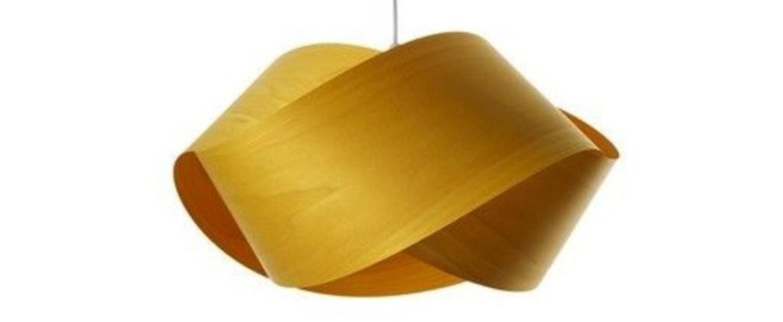 Suspension nut s jaune o42cm h21cm lzf normal