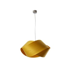 Nut s ray power suspension pendant light  lzf nut s 24 yellow  design signed 30309 thumb