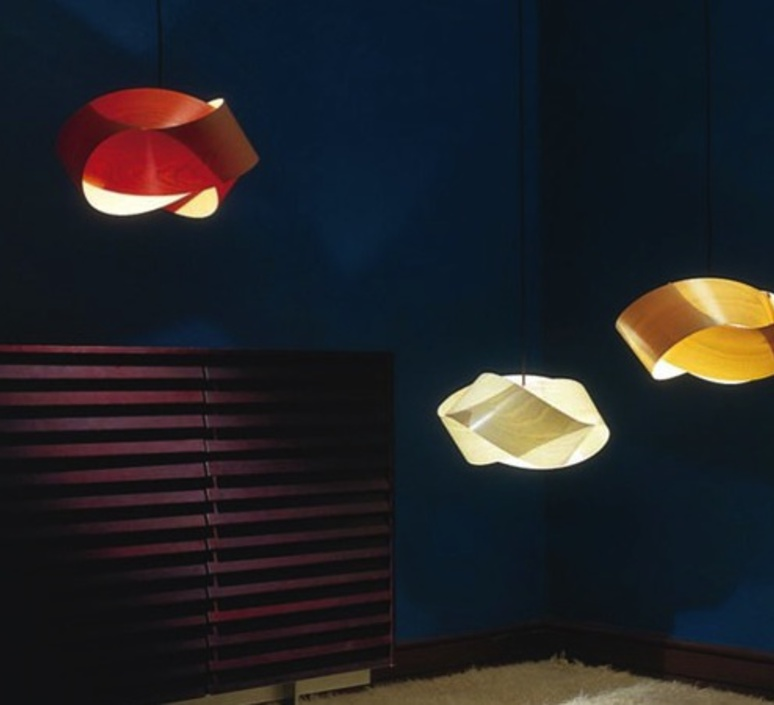 Nut s ray power suspension pendant light  lzf nut s 24 yellow  design signed 30310 product