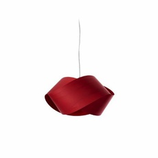 Nut s ray power suspension pendant light  lzf nut s 26 red  design signed 30284 thumb