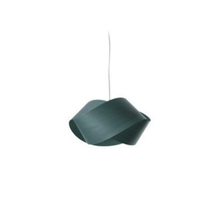 Nut s ray power suspension pendant light  lzf nut s 30 turquoise  design signed 30325 product