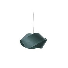 Nut s ray power suspension pendant light  lzf nut s 30 turquoise  design signed 30325 thumb