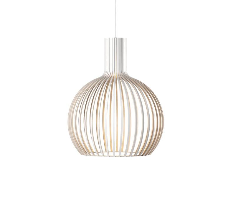 Octo small seppo koho suspension pendant light  secto design octo small 4241 pendant blanc  design signed nedgis 65195 product