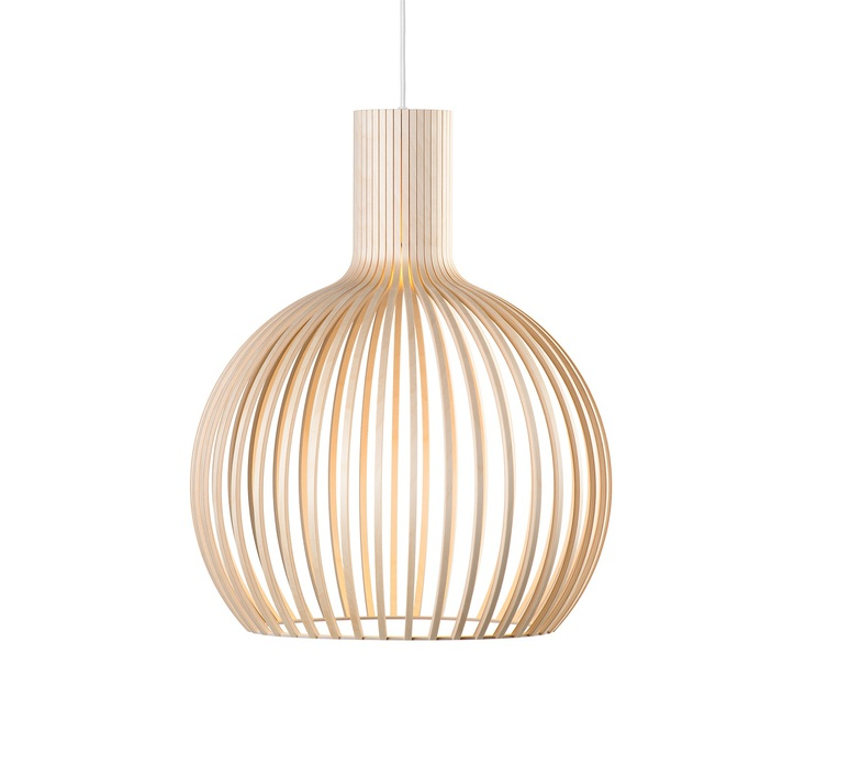 Octo small seppo koho suspension pendant light  secto design octo small 4241 pendant  design signed nedgis 66422 product
