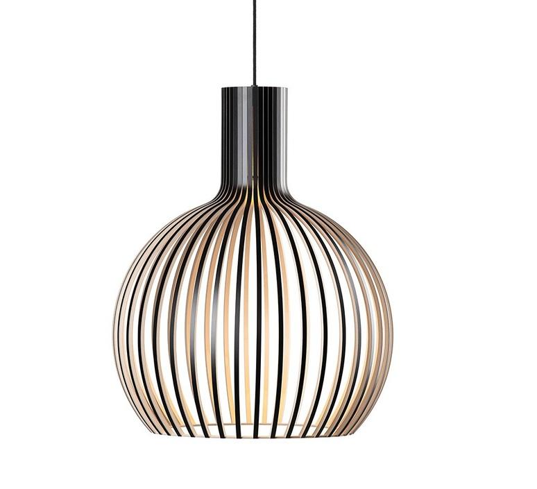 Octo small seppo koho suspension pendant light  secto design octo small 4241 pendant  design signed nedgis 64421 product