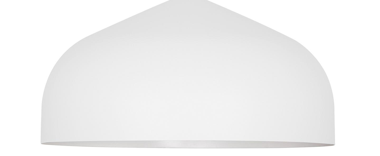 Suspension odile m blanc o43cm h22cm lumen center italia normal