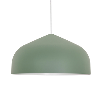 Suspension odile m vert o43cm h22cm lumen center italia normal