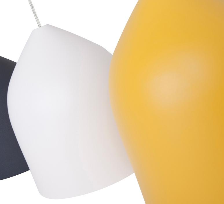 Odile s paolo cappello suspension pendant light  lumen center italia odis105  design signed 52604 product