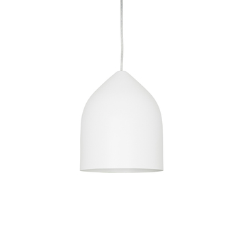 Suspension odile s blanc o20cm h22cm lumen center italia normal