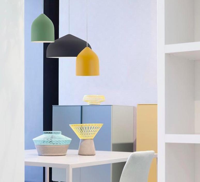 Odile s paolo cappello suspension pendant light  lumen center italia odis127  design signed 52621 product