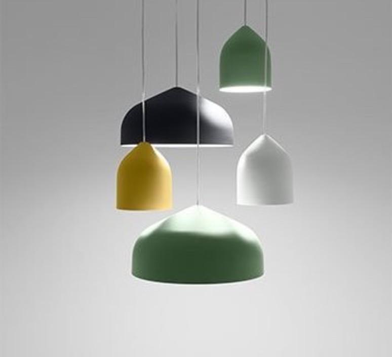 Odile s paolo cappello suspension pendant light  lumen center italia odis127  design signed 52622 product