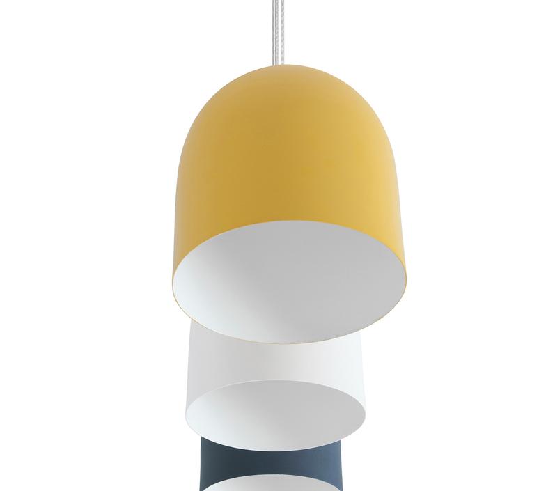 Odile s paolo cappello suspension pendant light  lumen center italia odis127  design signed 52626 product