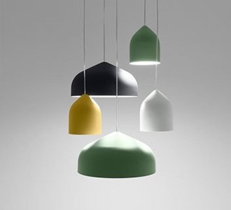 Odile s paolo cappello suspension pendant light  lumen center italia odis126  design signed 52615 product
