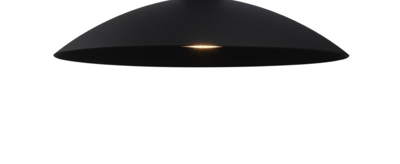 Suspension odrey ceiling suspended 1 0 8 0 1 0 rosace en saillie noire noir et or o25cm h12 5cm wever ducre normal