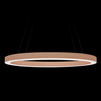 Suspension oh line rose pale led 3000k 2743lm o80cm h5cm lzf normal