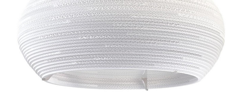 Suspension ohio 24 blanc h24cm o61cm graypants normal