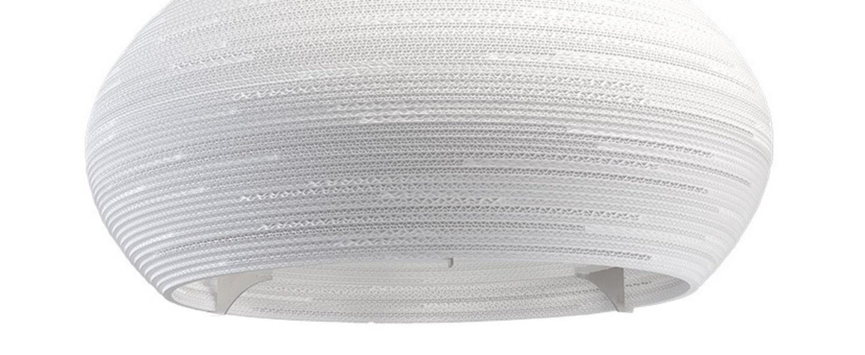 Suspension ohio 32 blanc h33cm o82cm graypants normal