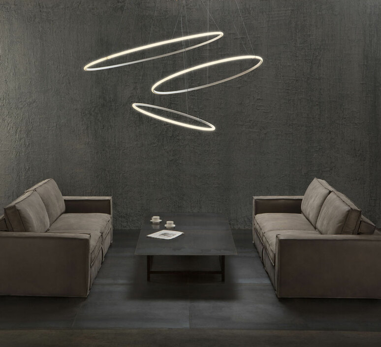 Olympic f45 high power lorenzo truant suspension pendant light  fabbian f45a2801  design signed nedgis 100751 product