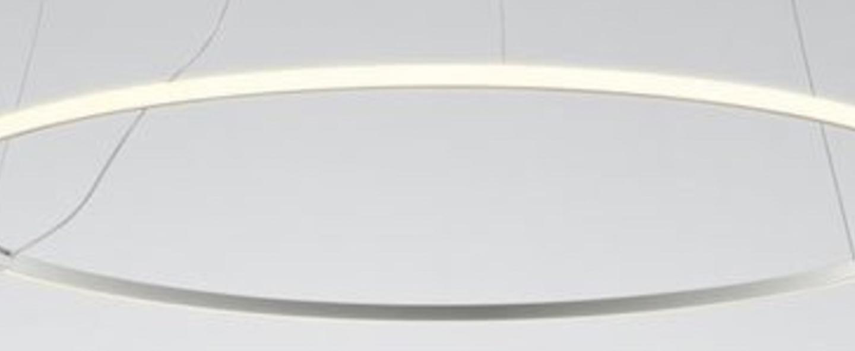 Suspension olympic o108 7 blanc bronze ip40 led 2700k lm o108 7cm h4 5cm fabbian normal