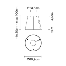 Olympic o138 7 lorenzo truant suspension pendant light  fabbian f45a0876  design signed nedgis 111837 thumb