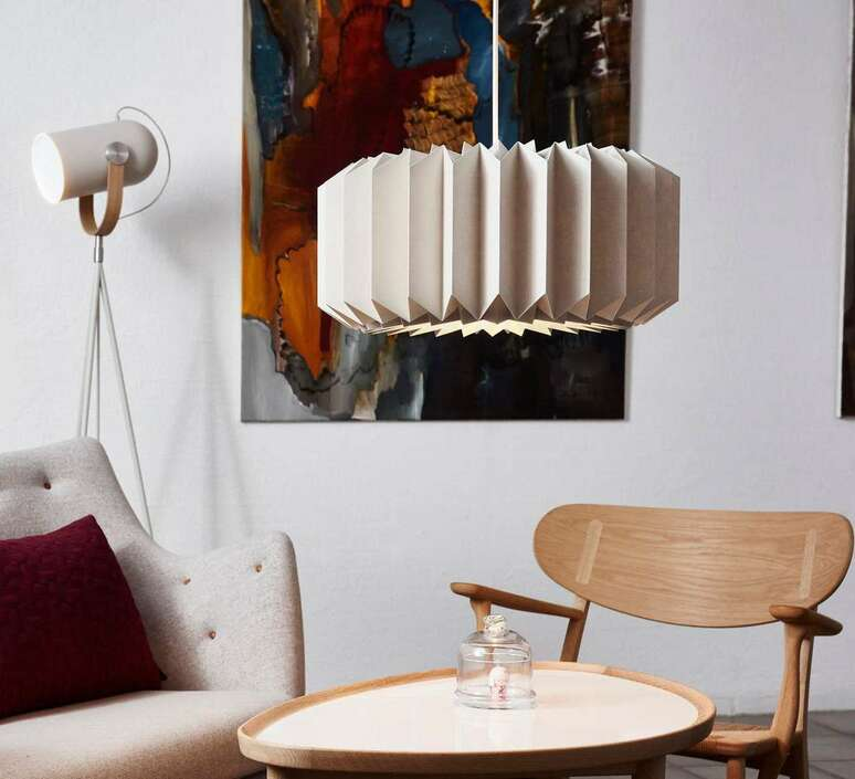 Onefivefour large andreas hansen suspension pendant light  le klint 154lss  design signed nedgis 91566 product
