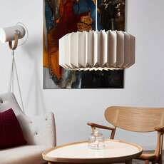 Onefivefour large andreas hansen suspension pendant light  le klint 154lss  design signed nedgis 91566 thumb