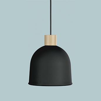 Suspension ons graphite o21 4cm h23 4cm easy light by carpyen normal