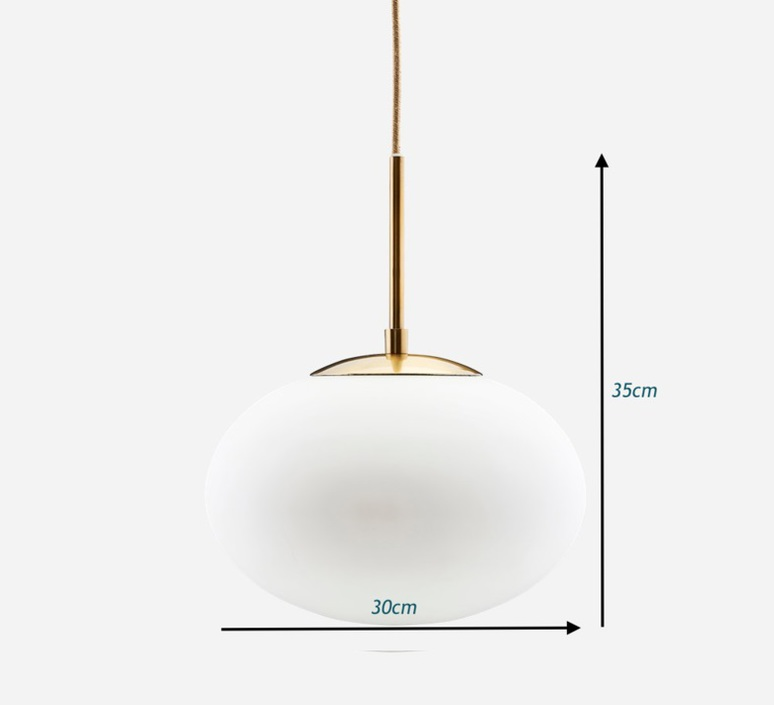 Opal studio house doctor suspension pendant light  house doctor gb0110  design signed 63778 product