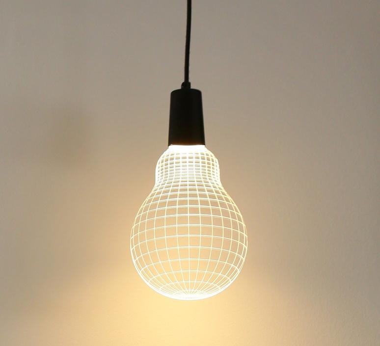 Oppo bulb  suspension pendant light  studio cheha 1647 b  design signed nedgis 75268 product