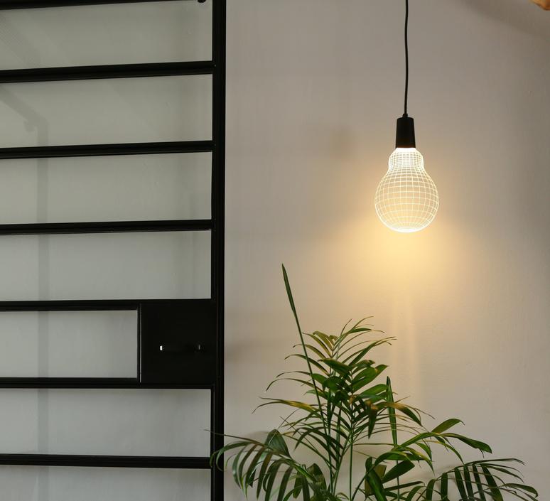 Oppo bulb  suspension pendant light  studio cheha 1647 b  design signed nedgis 75269 product