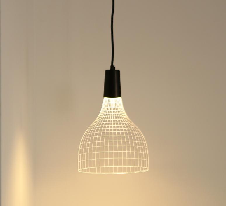 Oppo shade  suspension pendant light  studio cheha 1647 s  design signed nedgis 75266 product
