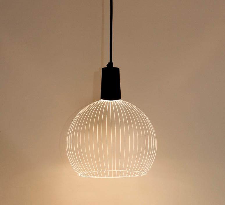 Oppo sphere  suspension pendant light  studio cheha 1647 n  design signed nedgis 75271 product