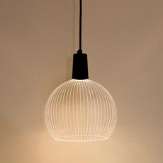 Oppo sphere  suspension pendant light  studio cheha 1647 n  design signed nedgis 75271 thumb